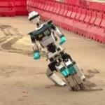 Знакомьтесь - самые необычные роботы, принимающие участие в финале соревнования DARPA Robotics Chall...