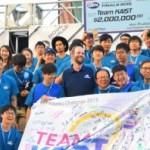 Команда KAIST становится победителем финала соревнования DARPA Robotics Challenge