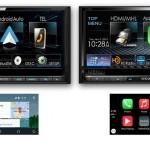 Kenwood Excelon DDX9902S и DDX9702S объединяют Android Auto и CarPlay