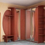 Современная отделка и дизайн угловых шкафов