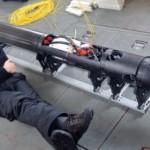 Icefin - робот, который может заняться исследованиями подледного океана Европы