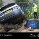 Jaguar Land Rover показала систему дистанционного управления автомобилем при помощи смартфона