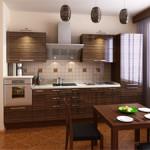 Подъемные механизмы для повышения функциональности кухонной мебели