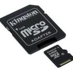Побит рекорд ёмкости карт памяти microSD