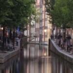 В Амстердаме появится первый металлический мост, изготовленный при помощи технологий трехмерной печа...