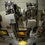 Робот, при помощи которого варят высокорадиоактивные изотопы