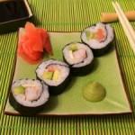 Суши как здоровое и диетическое блюдо