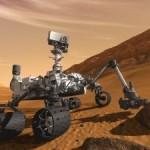 Марсоход «Кьюриосити» вернулся из «отпуска»