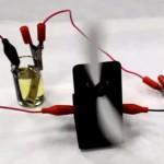 Создана химическая батарея, способная восстанавливаться под воздействием света