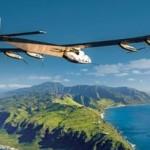 Солнечный самолет Solar Impulse 2 прошел точку возврата рекордного перелета через Тихий океан
