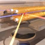 Ученые заморозили единичные атомы практически до абсолютного ноля при помощи микроволнового излучени...