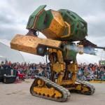 Американцы вызвали японцев на дуэль роботов