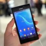 Компания Sony выпустила обновление к смартфонам, страдавшим от перегрева
