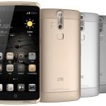 ZTE представила три Android-смартфона и умные часы на Tencent OS