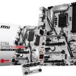 MSI Z170 XPower Gaming Titanium Edition: сплав эпической силы