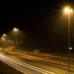 В Гамбурге, Германия, проводятся испытания участка первой в Европе умной дороги