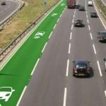 В Британии появится первая дорога, способная заряжать электрические автомобили во время движения
