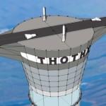 Компания Thoth Technology патентует проект 20-киломерового космического лифта