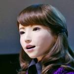 Erica - новый фотореалистичный робот-андроид профессора Хироши Ишигуро