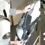 Пассивный экзоскелет снимет часть веса груза с плечей солдат