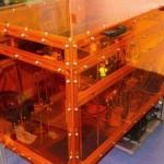 MultiFab - новый трехмерный принтер, способный печатать десятью разными материалами одновременно