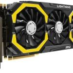 Новые подробности о видеокарте MSI GeForce GTX 980 Ti Lightning