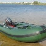 Покупка ПВХ лодки