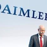 Daimler не исключает участия в совместном предприятии с Apple или Google