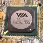 Промышленный мини-компьютер VIA AMOS-3005 построен на платформе Eden X4
