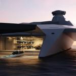 Dreadnought 2050 - проект футуристического военного судна