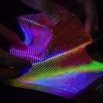 Исследователи превратили ткань для одежды в электронный дисплей