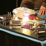 Космическое фортепьяно - необычный инструмент, превращающий в музыку частицы космических лучей