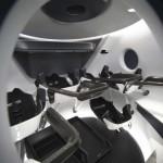 Компания SpaceX представляет новый дизайн капсулы космического корабля Crew Dragon
