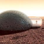 Sfero Bubble House - проект здания для Марса, изготовленного при помощи технологий трехмерной печати
