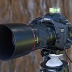 Canon заикнулась о 120-Мп DSLR-камере и 8K-устройствах