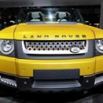 Jaguar Land Rover Concept_e: платформа для гибридных и электрических автомобилей