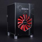 Умелец собрал миниатюрный 10-терафлопсный ПК из AMD Radeon R9 Nano и Intel Xeon