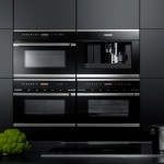 Siemens представила новые духовые шкафы и кофемашины iQ700