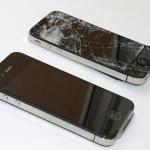 Как самостоятельно заменить стекло на iPhone 5?