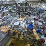 Wendelstein 7-x stellarator - реактор термоядерного синтеза с необычной конфигурацией магнитных поле...