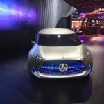 Представлен уникальный концепт-кар Mercedez Vision Tokyo