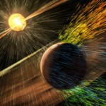 Ученые выяснили, что Солнце является причиной потери Марсом своей атмосферы и воды