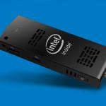 Компьютер-брелок Intel Compute Stick вышел с ОС Windows 10