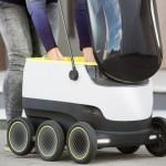 Доставкой продуктов могут заняться роботизированные тележки
